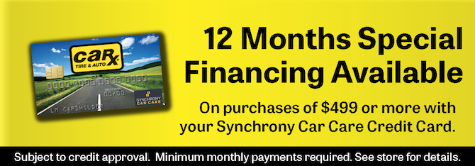 Synchrony 12 month financing