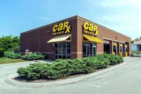 Car X Auto Repair Oil Change Tires Brakes Scheduled