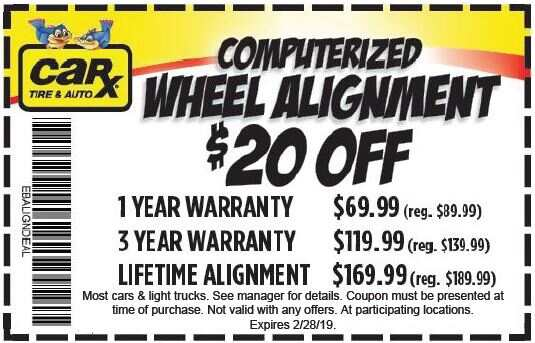 Wheel Alignment Coupons >> St Louis Area Auto Repair Coupons From Car X January 2019 Brex Car X