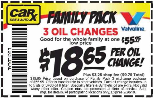 Granite City Coupons >> St. Louis area auto repair coupons from Car-X -January ...
