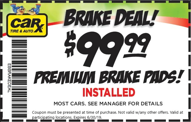 St Louis Area Auto Repair Coupons From Car X June 2019