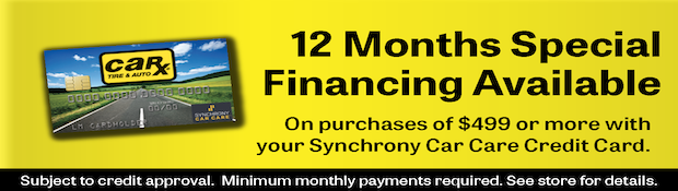 synchrony financing banner 12 months