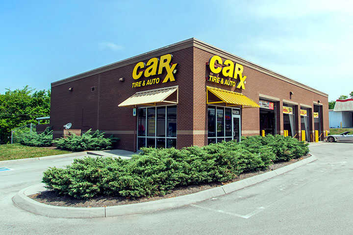 Car X Auto Repair Oil Change Tires Brakes Scheduled Maintenance